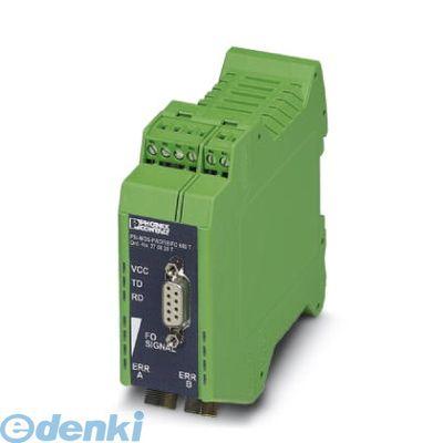 フェニックスコンタクト(Phoenix Contact) [PSI-MOS-PROFIB/FO660T] FOコンバータ - PSI-MOS-PROFIB/FO 660 T - 2708287 PSIMOSPROFIBFO660T