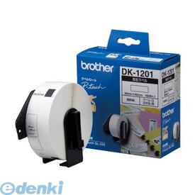 ブラザー販売 [DK-1201] プレカットラベル 感熱紙 400枚入 DK1201