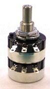 東京コスモス(TOCOS) [RV24YG 20S B501] 炭素系 可変抵抗器 (500Ω) RV24YG20SB501