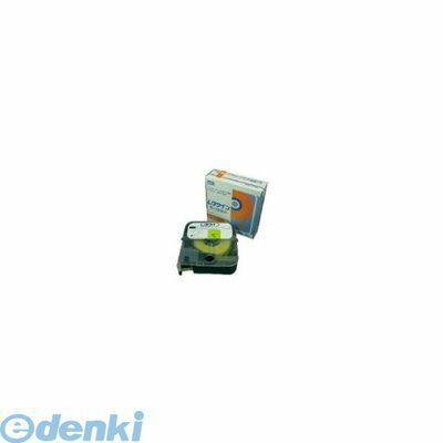 マックス(MAX)[LM-TP305Y] マックス レタツイン用 テープカセット 5mm幅 8m巻 LM-TP305Y 黄【1巻8m】 LMTP305Y