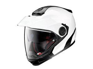 デイトナ 95882 NOLAN N405GT メタルホワイト S【55−56cm】 DAYTONA METAL WH ノーラン Sサイズ フルフェイスヘルメット メタル白 システムヘルメット