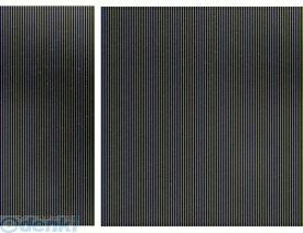 シンワ測定 [77061] 黒板 木製 耐水 TA 45×60 無地 77061