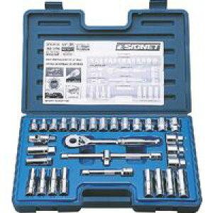 シグネット 工具 SIGNET 13732 1/2DR 32PC mm ソケットレンチセット 13732 六角タイプ 000856813732 ハンドツール パソコン 輸入 本組