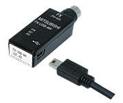 【あす楽対応】MITSUBISHI(三菱電機) [FX-USB-AW] FX-USB-AW形 RS-422/USB変換器 FXUSBAW【送料無料】【即納・在庫】