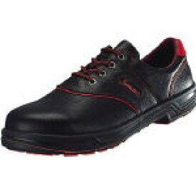 【あす楽対応】「直送」シモン SL11R-28.0 安全靴 短靴 SL11−R黒/赤 28.0cm SL11R28.0 325-5620【送料無料】 SIMON シモンライト SX3層底Fソール
