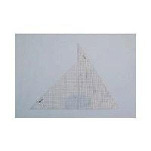 シンワ測定 77062 方眼三角定規30cm2枚組 77062