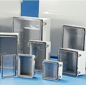 タカチ電機工業 BCAP162110T 【2セット】 直送 代引不可・他メーカー同梱不可 BCAP型防水・防塵開閉式プラボックス BCAP-162110T