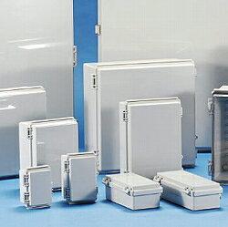 【あす楽対応】タカチ電機工業 [BCAP162613G] 「直送」【代引不可・他メーカー同梱不可】BCAP型防水・防塵開閉式プラボックス BCAP-162613G