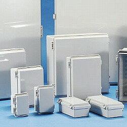 【あす楽対応】タカチ電機工業 [BCAP253518G] 「直送」【代引不可・他メーカー同梱不可】BCAP型防水・防塵開閉式プラボックス BCAP-253518G