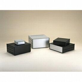 タカチ電機工業 MS99-37-35B 直送 代引不可・他メーカー同梱不可 MS型メタルシステムケース MS993735B