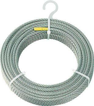 【あす楽対応】トラスコ中山(TRUSCO) [CWS15S30] ステンレスワイヤロープ Φ1.5mmX30m