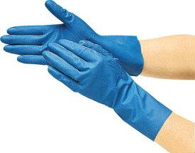 トラスコ中山 TRUSCO DPM236410P 耐油耐溶剤ニトリル薄手手袋【10双組】Lサイズ