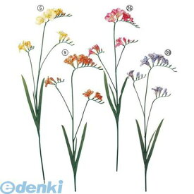 【造花・装飾】【数量限定につき、売切の際はご了承ください】[FLSP748239] クラッシュフリージア ラベンダー/ブルー FLSP7482