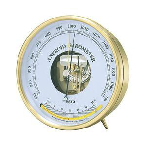 佐藤計量器製作所 SATO 7610-20 アネロイド気圧計 7610-20 761020
