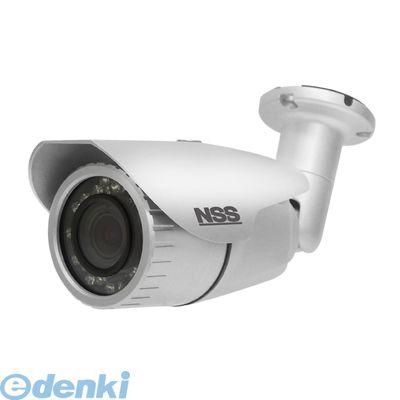[NSC1041AWDVP] 「直送」【代引不可・他メーカー同梱不可】 ワンケーブル48万画素防水暗視カメラ f=2.8〜12mm