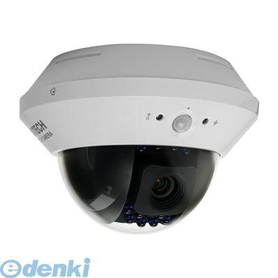 【個数:1個】[NVM428D] 「直送」【代引不可・他メーカー同梱不可】 2メガピクセル暗視ドーム型ネットワークカメラ f=3.8mm 10m(赤外線照射距離)