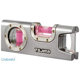 TJMデザイン タジマ ML120S モバイルレベル120 銀 471-8682