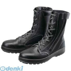 【エントリーでポイント最大16倍:9/20限定】【あす楽対応】シモン[WS33C25.5] 安全靴 長編上靴 WS33黒C付 25.5cm【送料無料】