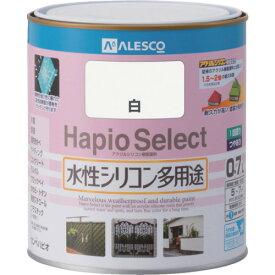 【あす楽対応】ALESCO[616-001-0.7] ハピオセレクト 0.7L 白6160010.7