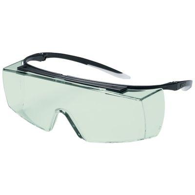 【あす楽対応】UVEX[9169850] 一眼型保護メガネ スーパーf OTG オーバーグラス(調光レンズ)