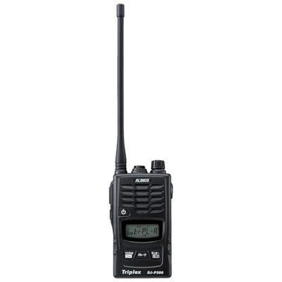 【あす楽対応】アルインコ[DJP300] 特定小電力トランシーバー 47CHロングアンテナ
