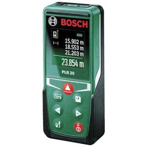 【ポイント2倍】ボッシュ PLR25 レーザー距離計 BOSCH 作業工具 DIY用レーザー距離計 コンベックス 測量用品 BOSCHレーザー距離計PLR25 ミニレーザーレベルレーザー距離計