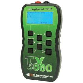 【あす楽対応】「直送」【ポイント2倍】グッドマン TX6000 TDRケーブル測長機TX6000
