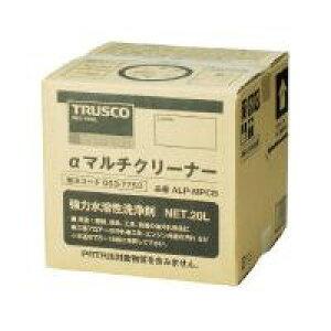 【あす楽対応】「直送」トラスコ中山 TRUSCO ALP-MPCB マルチクリーナー 強力洗浄剤 20L ALPMP ALPMPCB tr-0037753 4989999440331