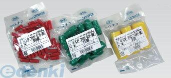 ニチフ [LPTIC-3.5R] 絶縁キャップ 赤【50P】