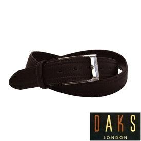 【あす楽対応】DAKS ダックス メンズ レザーベルト(チョコ)【楽ギフ_包装】DB36450 3-76ベルト