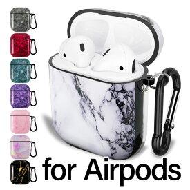 airpods proケース エアポッズ プロ Airpods ケース エアーポッズ かわいい おしゃれ カバー Airpods ケース 本体 装着 エアーポッズ エアポッズプロ アップル イヤホン apple アクセサリー ケース Airpods おしゃれ 大理石柄