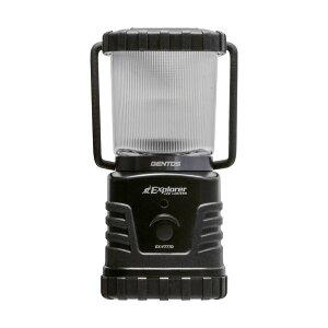ジェントス LEDランタンExplorer 360Lm 防滴仕様 EX-V777D 1個【卸直送品】