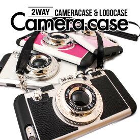 iPhone8 ケース iPhone7ケース カメラ型 iPhone7 Plus ケース カメラ型 iPhone7 ケース かわいい アイフォン7 ケース カメラ iPhone6s ケース おしゃれ カメラ型 ケース iPhone7 スマホケース ハードケース おもしろ カメラ型ケース 着せ替え可 ストラップ付き