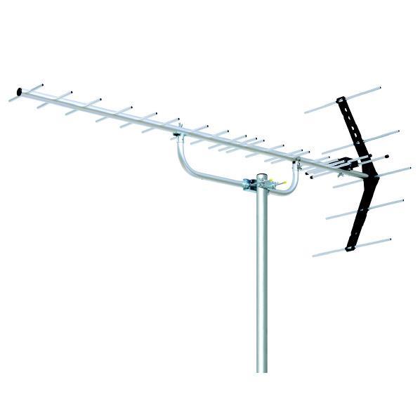 DXアンテナ UHF20素子アンテナ(中・弱電界用) UA20 [UA20]