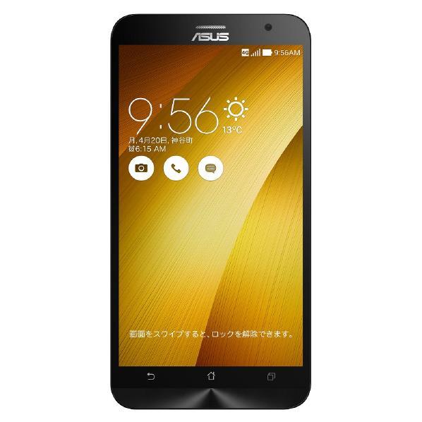 【送料無料】ASUS ASUS ZenFone2 SIMフリースマートフォン LTE対応 ZenFone2 ZE551ML-GD64S4 [ZE551MLGD64S4]