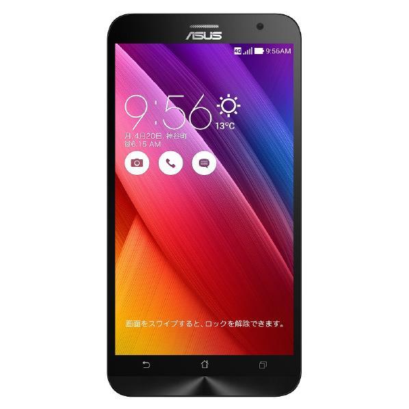 【送料無料】ASUS SIMフリースマートフォン LTE対応 ZenFone 2 ZE551ML-BK32S4 [ZE551MLBK32S4]