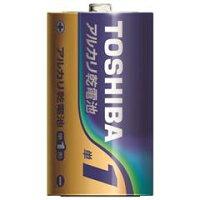 東芝単1形アルカリ乾電池100本入りLR20L