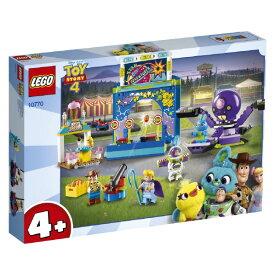 レゴジャパン LEGO トイ・ストーリー4 10770 バズ&ウッディのカーニバルマニア 10770バズウツデイノカ-ニバルマニア [10770バズウツデイノカ-ニバルマニア]