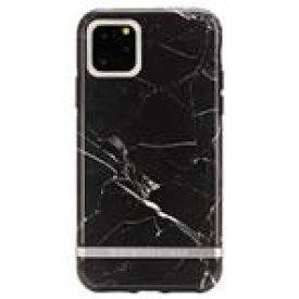Richmond & Finch iPhone 11 Pro用FREEDOM CASE マーブル Black Marble RF17974I58R [RF17974I58R]