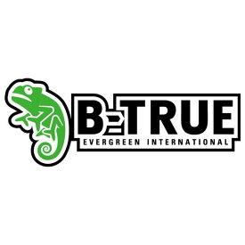 エバーグリーン ボートデッキステッカー B−TRUE W400 ボートデッキステッカー ◇B-TRUE ボ-トデツキステツカ-W400 [ボ-トデツキステツカ-W400]【NATUM】