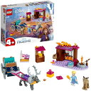 レゴジャパン LEGO ディズニープリンセス 41166 アナと雪の女王2 エルサのワゴン・アドベンチャー 41166アナユキ2エルサノワゴンアドベンチ [41166アナユキ2エルサノワゴンアドベンチ]
