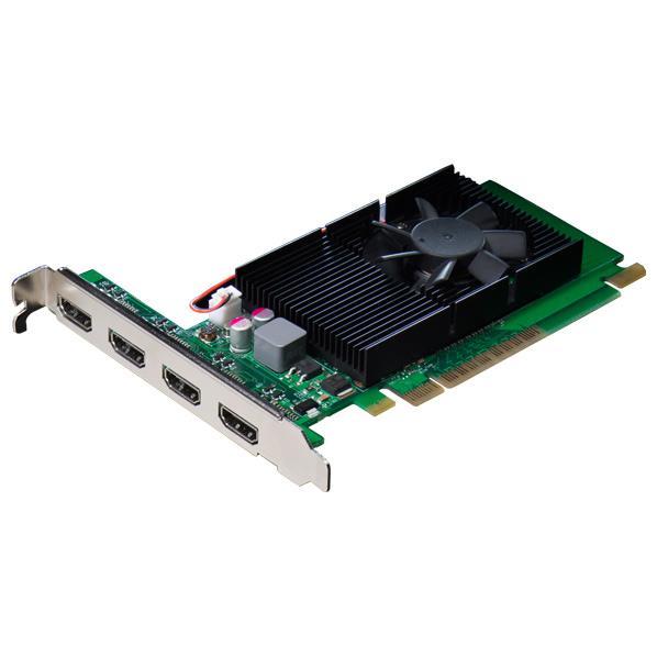 ELSA グラフィックスボード ELSA GeForce GT 730 1GB QD GD730-1GERQD [GD7301GERQD]