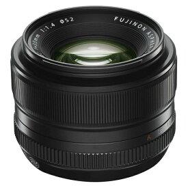 富士フイルム 単焦点レンズ フジノンレンズ XF35mmF1.4 R ブラック F XF35MMF1.4R [FXF35MMF14R]【NATUM】