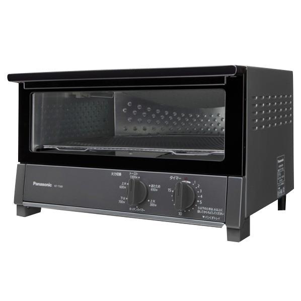 【送料無料】パナソニック オーブントースター ダークメタリック NT-T500-K [NTT500K]【RNH】