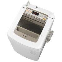 パナソニック10.0kg全自動洗濯機シャンパンNA-FA100H2-N