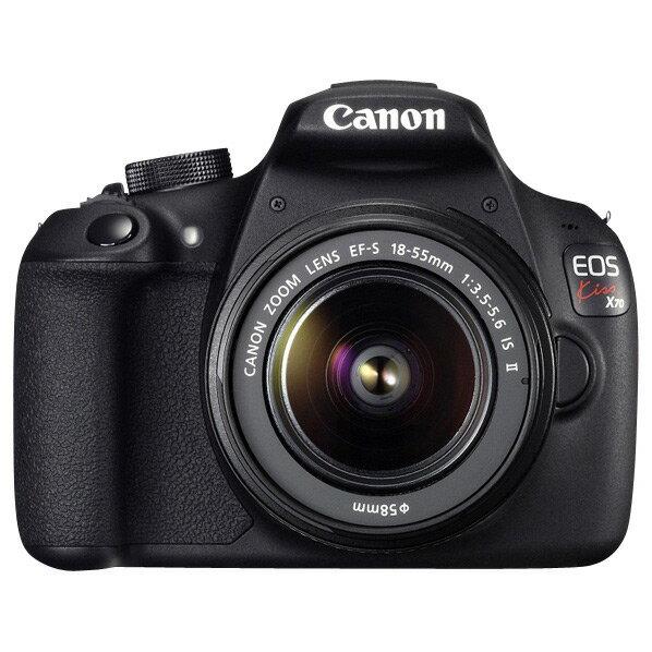 【送料無料】キヤノン デジタル一眼レフカメラ・レンズキット EOS Kiss X70 KISSX701855IS2LK [KISSX701855IS2LK]【RNH】