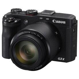 キヤノン デジタルカメラ PowerShot G3 X ブラック PSG3X [PSG3X]【RNH】