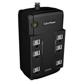 CyberPower 無停電電源装置 Backup BR 375 CP375JP [CP375JP]