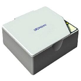 URO電子工業 携帯入れ歯洗浄器 ウロハミック シルバー 5200シルバ- [5200S]