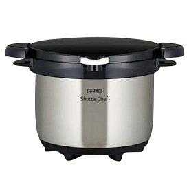 サーモス 真空保温調理器シャトルシェフ(3.0L) キッチンウェア クリアステンレス KBG-3000CS [KBG3000CS]【SPSP】